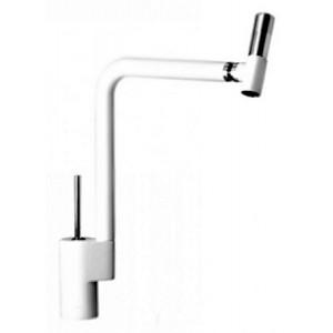 Webert 360 TS920302744 белый матовый/хром для кухни