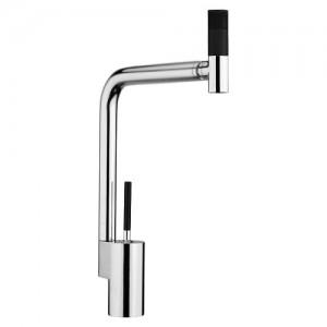 Webert 360 TS920302779 хром/черный для кухни
