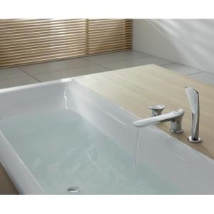 Kludi Ambienta 534470575 хром на борт ванны