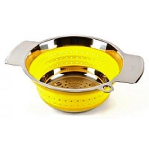Schock Коландер-трансформер Roesle 20 см желтый