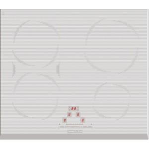 Варочная поверхность Zigmund & Shtain CIS 189.60 WX белый