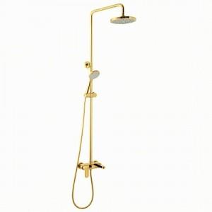 Душевая система Bennberg 160414 золото