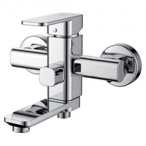 Смеситель D&K Altportel Rhein DA1333201 для ванны хром