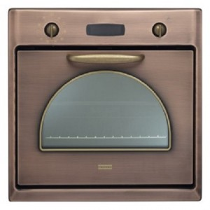 Духовой шкаф  Franke CM 981 M CO медь, электронный дисплей