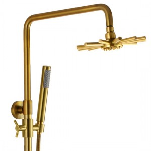 Душевая система Kaiser Sonat-Astra 34188-Bronze