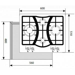 Lex GVS 643 IX нержавеющая сталь
