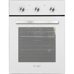 Lex EDM 4570 WH белое стекло
