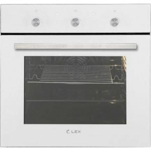 Lex EDP 070 WH белое стекло