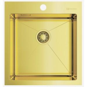 Мойка Omoikiri Akisame 46-LG светлое золото