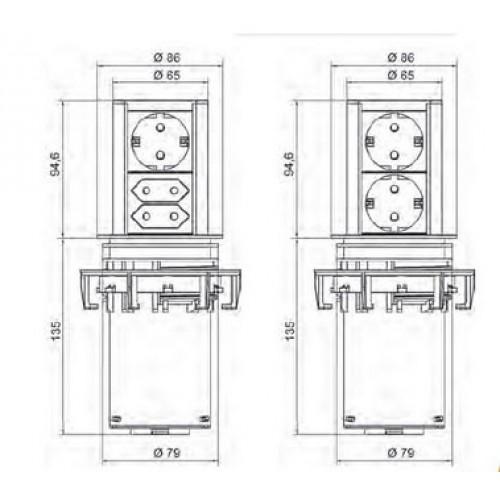 Bachmann Elevator 928.002