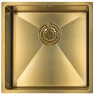 Мойка Seaman Eco Marino SME-440 Gold (PVD)