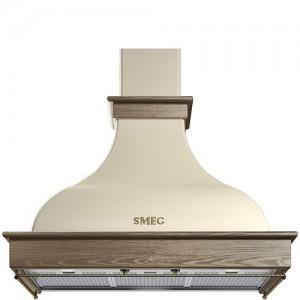 Smeg KCL900POE кремовый/латунь
