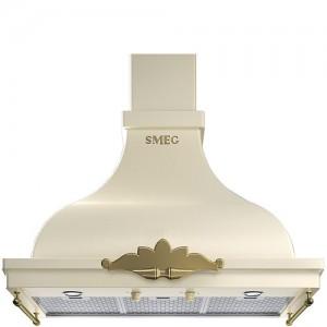 Smeg KCM900POE кремовый/латунь