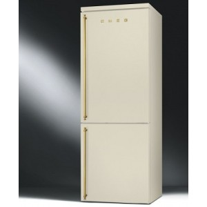 Smeg FA8003P кремовый/позолота