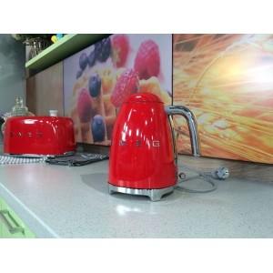 Чайник Smeg KLF01RDEU красный