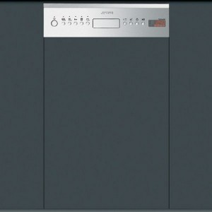 Smeg PLA4525X нержавеющая сталь