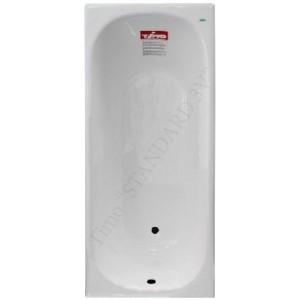 Чугунная ванна Timo Standard 3v 150x70x46 (ножки в комплекте)