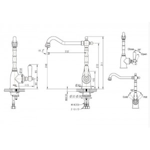 Bravat Art F775109C-1 хром