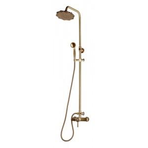 Душевая система Bronze de Luxe 10118/1DF для душа