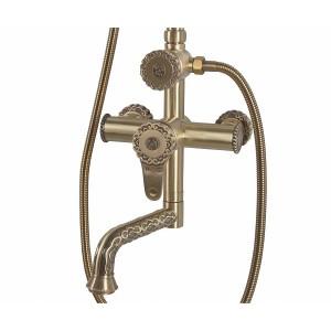 Душевая система Bronze de Luxe 10120PF для ванны и душа
