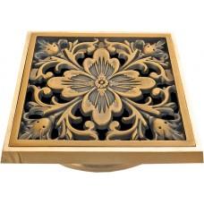 Решетка душевая Bronze de Luxe 21975 бронза