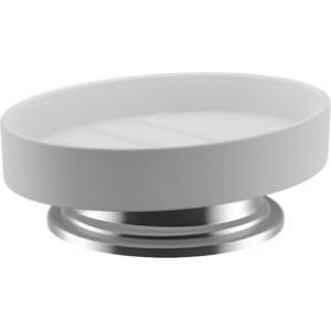 Fixsen FX-718 Мыльница настольная из керамики хром