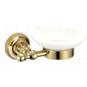 Ganzer GZ 31020E Настенная мыльница золото