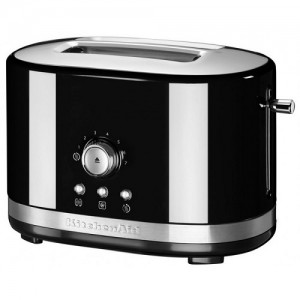 Тостер KitchenAid 5KMT2116EOB черный