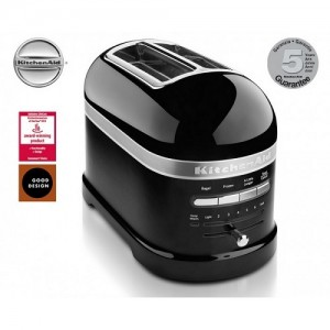 Тостер KitchenAid 5KMT2204EOB черный