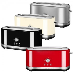 Тостер KitchenAid 5KMT4116EAC кремовый