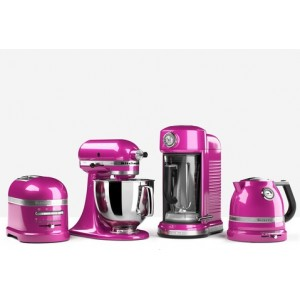 Блендер KitchenAid ARTISAN 5KSB5080ERI малиновый лёд