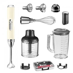 Блендер KitchenAid 5KHB3581EAC кремовый