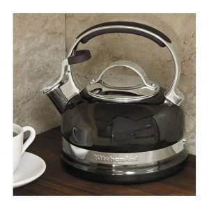 Чайник Kitchenaid KTEN20SBOB черный, для плиты
