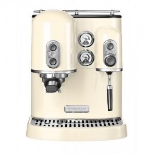 Кофемашина KitchenAid Artisan 5KES2102EAC кремовый