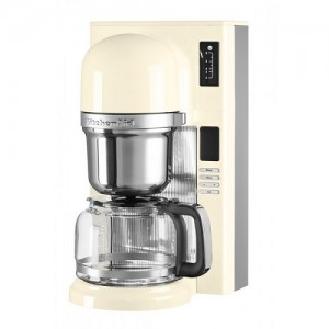Кофеварка KitchenAid 5KCM0802EAC кремовый