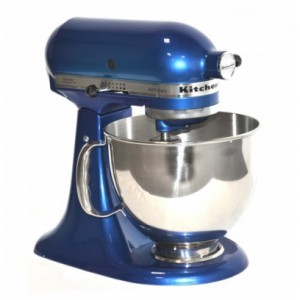 Планетарный миксер KitchenAid Artisan 4.8 л 5KSM150PSEEB синий электрик
