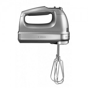 Миксер KitchenAid 5KHM9212ECU серебристый