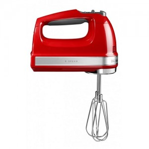 Миксер KitchenAid 5KHM9212EER красный