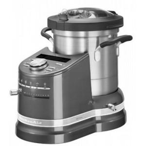 Кулинарный процессор KitchenAid Artisan 5KCF0103EMS серебряный медальон