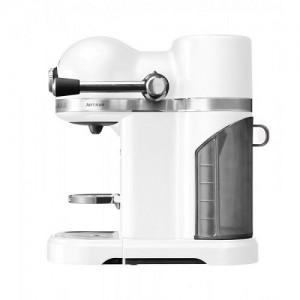 Кофемашина KitchenAid Nespresso 5KES0503EFP морозный жемчуг