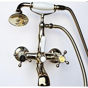 Magliezza Classico 50106-2-do в комплекте с лейкой TL-2-do (золото)