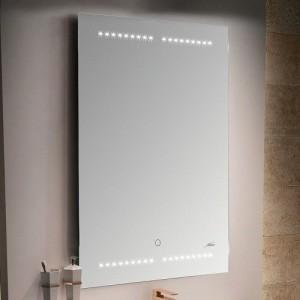 Зеркало MELANA MLN-LED012 для ванной с подсветкой