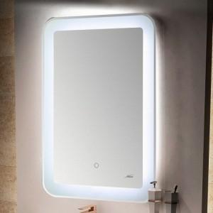 Зеркало MELANA MLN-LED052-1 для ванной с подсветкой