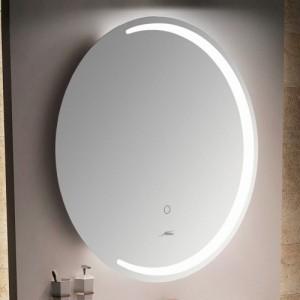 Зеркало MELANA MLN-LED086 для ванной с подсветкой