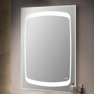 Зеркало MELANA MLN-LED024 для ванной с подсветкой