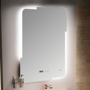 Зеркало MELANA MLN-LED063 для ванной с подсветкой