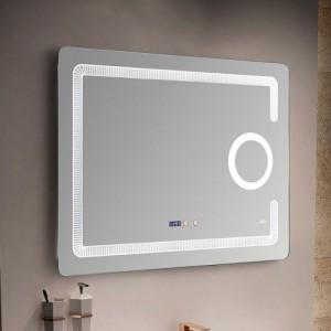 Зеркало MELANA MLN-LED092 для ванной с подсветкой