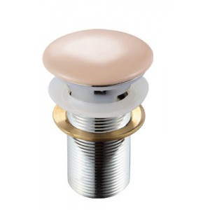 Донный клапан MELANA MLN-ТB16 кремовый