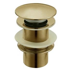 Донный клапан MELANA MLN-ТB50 бронза