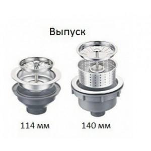 Мойка Oulin OL-327L, чаша слева